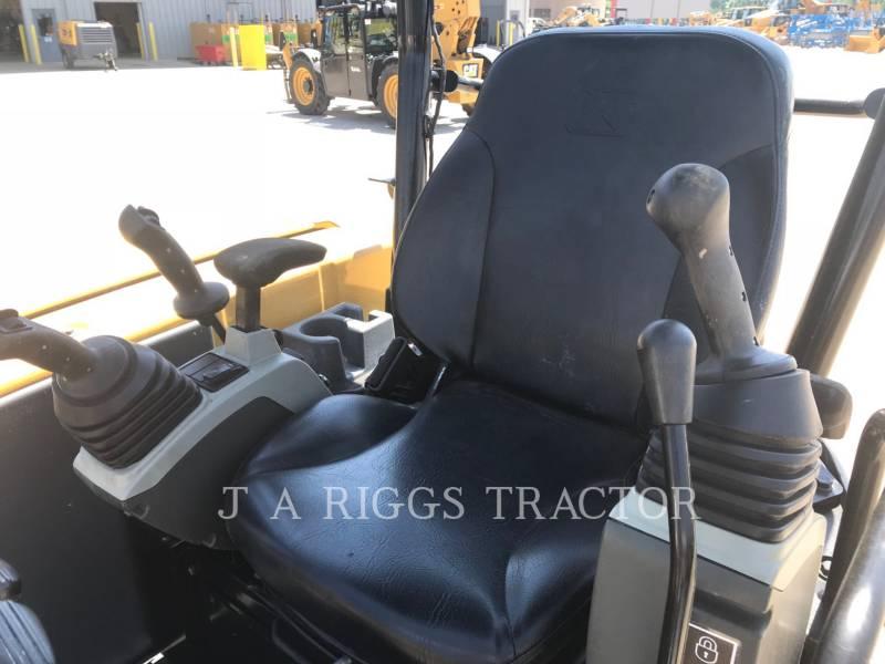 CATERPILLAR TRACK EXCAVATORS 303.5E equipment  photo 4