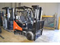 DOOSAN INFRACORE AMERICA CORP. FORKLIFTS GC25P-5 equipment  photo 2