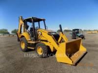 CATERPILLAR BAGGERLADER 420F2 HRC equipment  photo 1