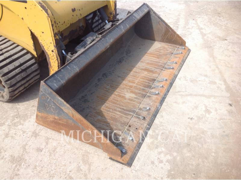 CATERPILLAR CARGADORES MULTITERRENO 257B3 A2Q equipment  photo 6
