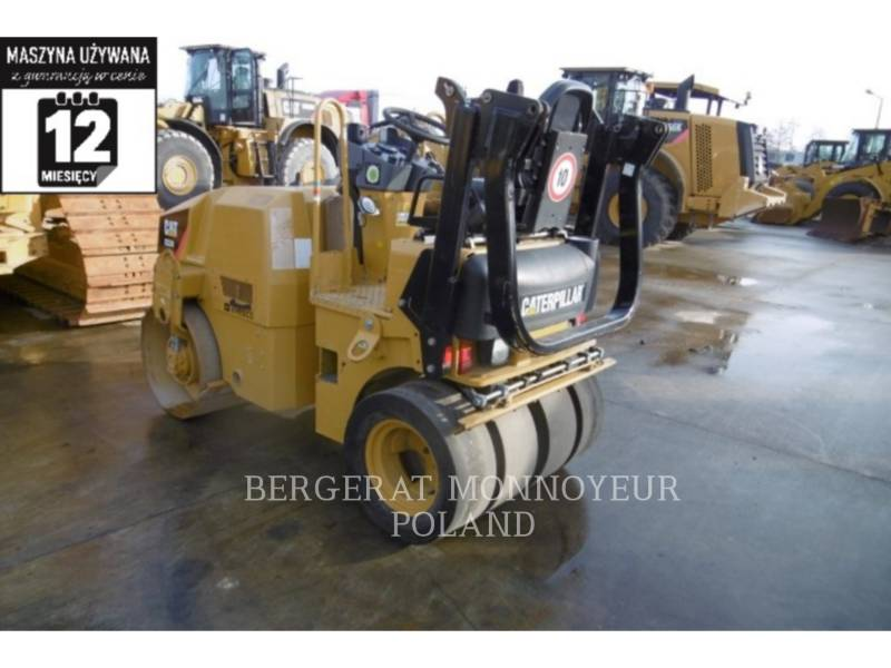 CATERPILLAR EINZELVIBRATIONSWALZE, ASPHALT CC24 equipment  photo 1