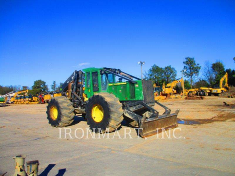 JOHN DEERE FORSTWIRTSCHAFT - HOLZRÜCKER 748H equipment  photo 3