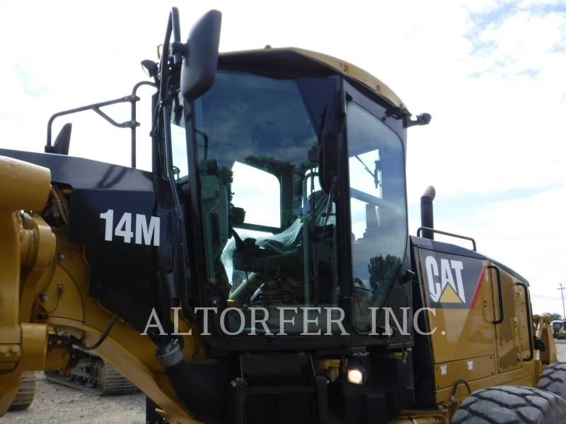 CATERPILLAR MOTONIVELADORAS 14M equipment  photo 7