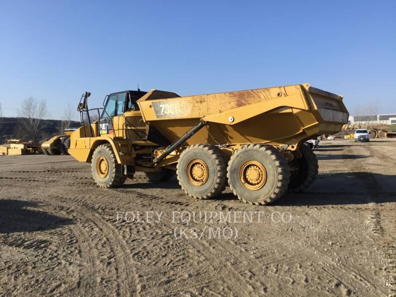 CATERPILLAR アーティキュレートトラック 730C equipment  photo 3