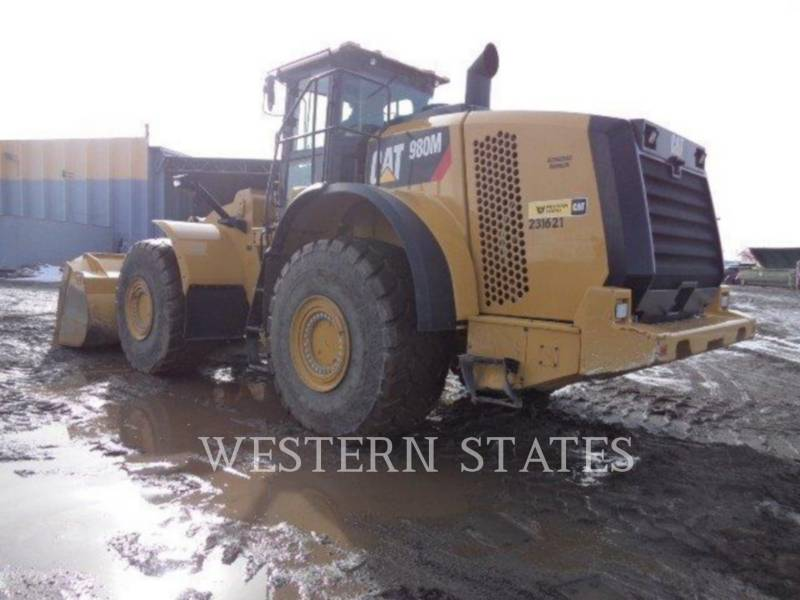 CATERPILLAR MINING WHEEL LOADER 980M equipment  photo 3