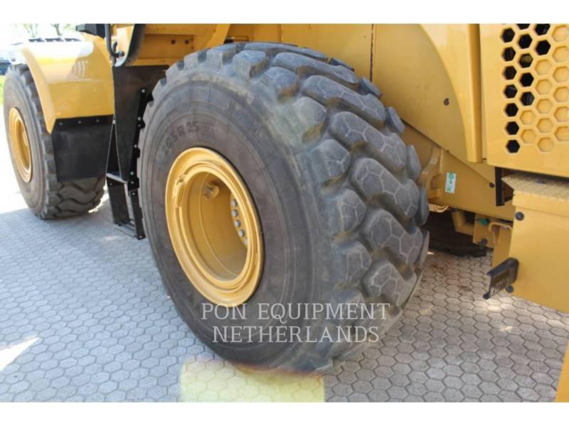 CATERPILLAR RADLADER/INDUSTRIE-RADLADER 966M equipment  photo 11
