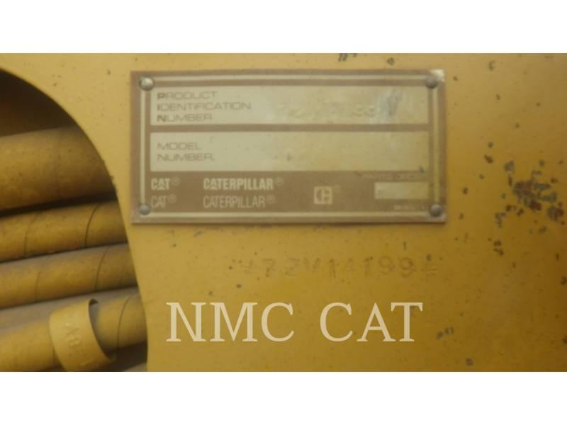 CATERPILLAR モータグレーダ 140G equipment  photo 6