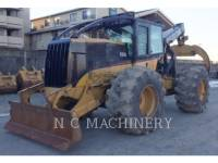 Equipment photo CATERPILLAR 535B MACHINE FORESTIERE 1