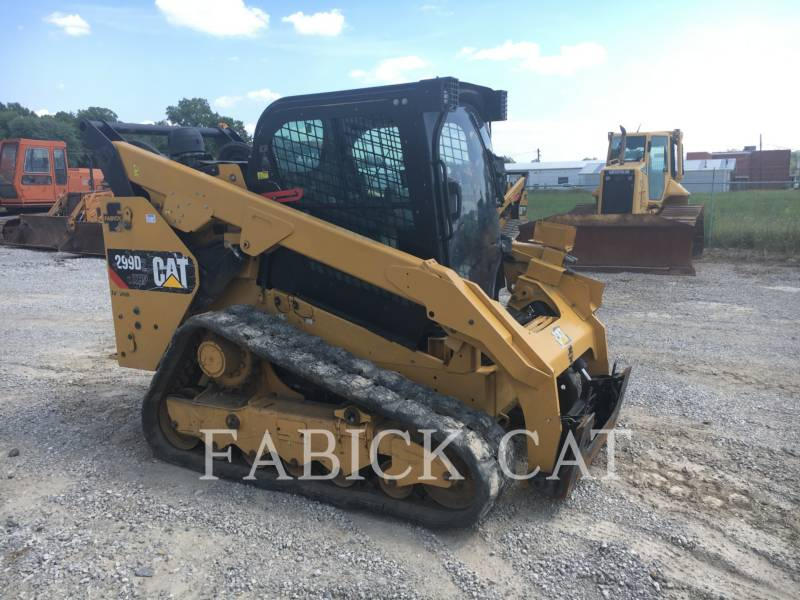 CATERPILLAR 多地形装载机 299D2XHP equipment  photo 1