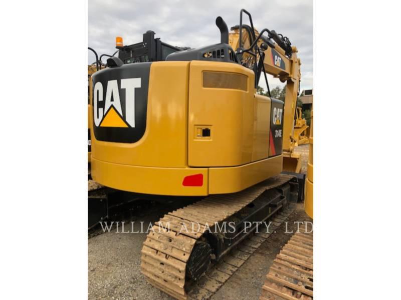 CATERPILLAR TRACK EXCAVATORS 314ECR equipment  photo 13