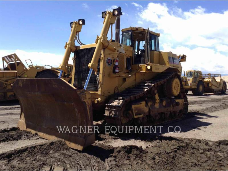 CATERPILLAR TRACK TYPE TRACTORS D10R equipment  photo 1