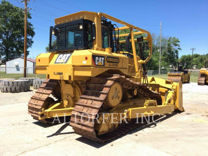 CATERPILLAR TRACTORES DE CADENAS D6T XW equipment  photo 4