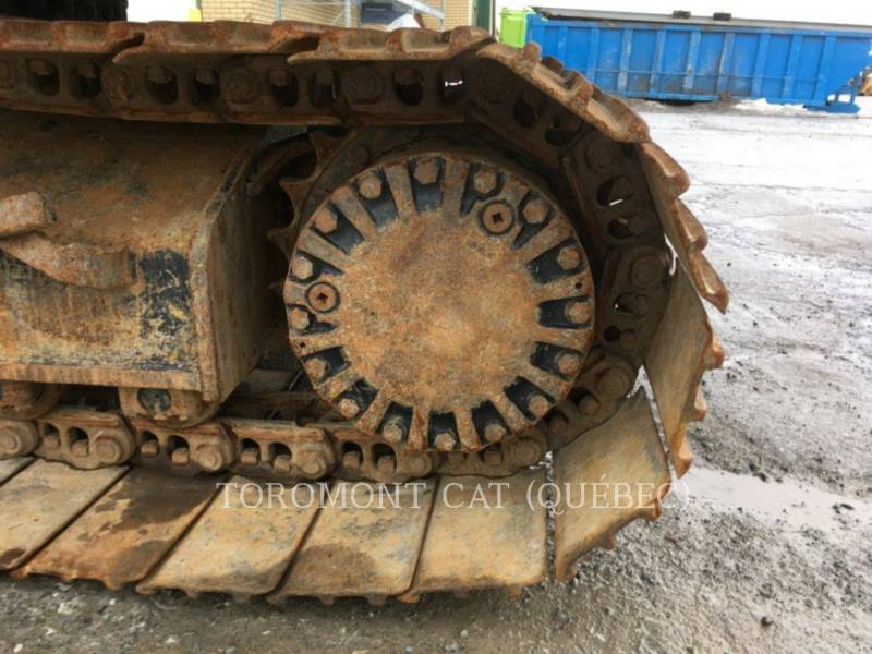 CATERPILLAR KETTEN-HYDRAULIKBAGGER 320DL equipment  photo 8