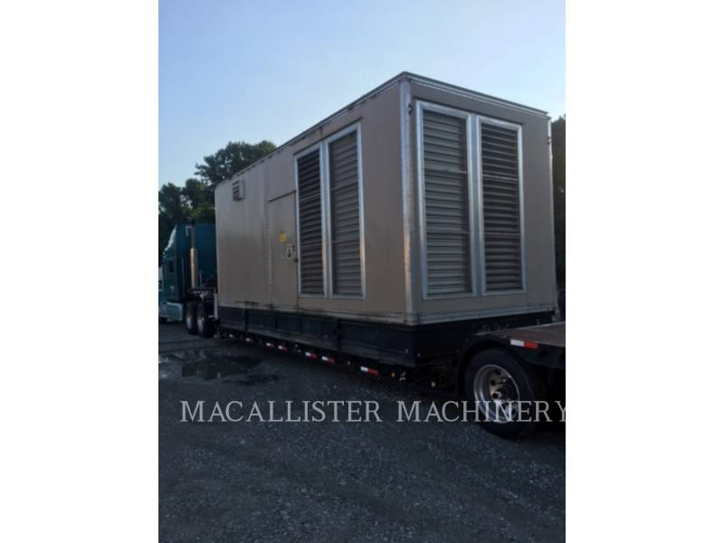CATERPILLAR STATIONARY GENERATOR SETS 3512 equipment  photo 19