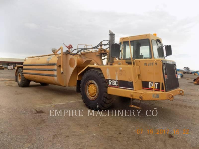 CATERPILLAR WASSERWAGEN 613C equipment  photo 1