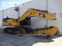CATERPILLAR KOPARKI GĄSIENICOWE 374DL equipment  photo 5
