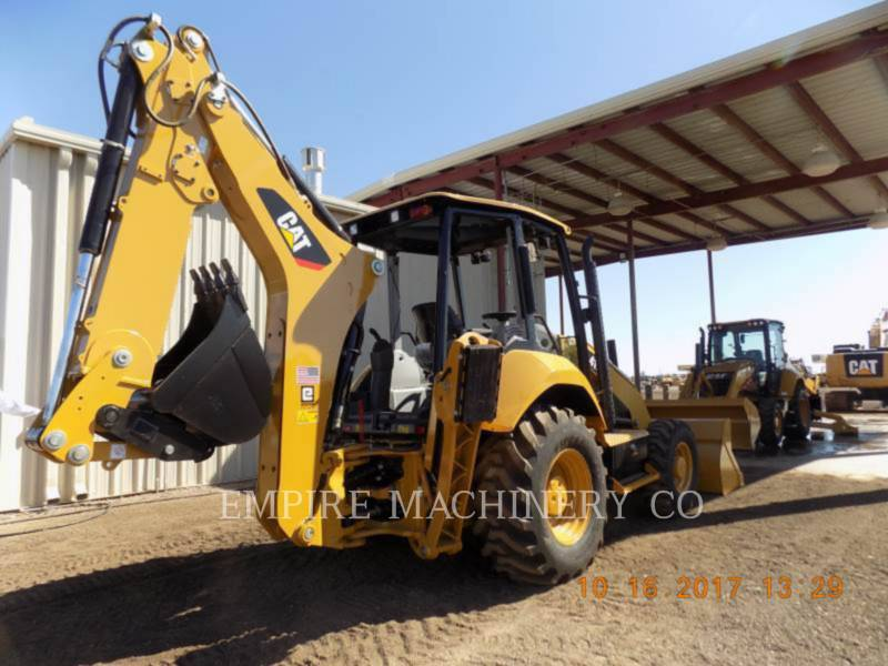 CATERPILLAR CHARGEUSES-PELLETEUSES 416F2 HRC equipment  photo 2