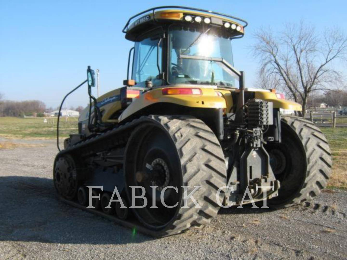 Detail photo of 2010 AGCO MT865C from Construction Equipment Guide