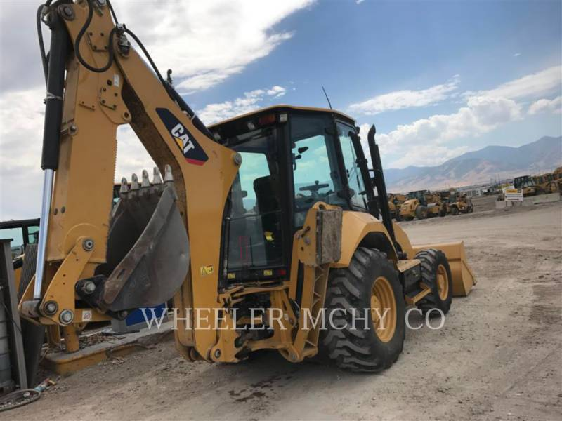 CATERPILLAR CHARGEUSES-PELLETEUSES 420F2 E equipment  photo 5