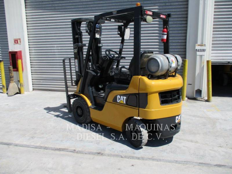 CATERPILLAR LIFT TRUCKS MONTACARGAS P3000      equipment  photo 4