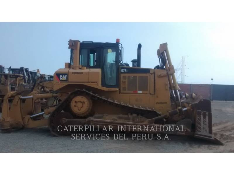 Caterpillar TRACTOARE CU ŞENILE D7RII equipment  photo 6