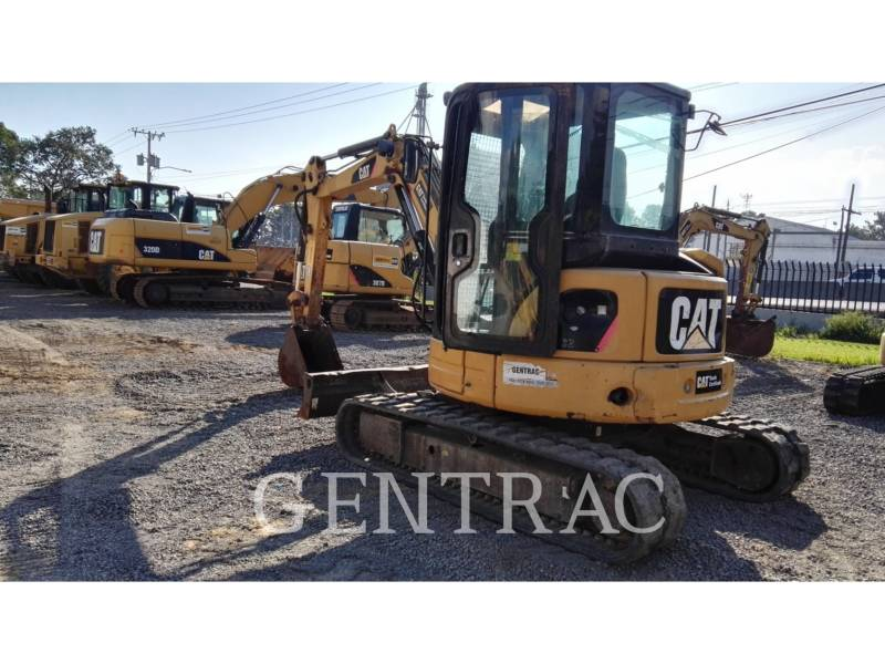CATERPILLAR KETTEN-HYDRAULIKBAGGER 304CCR equipment  photo 8