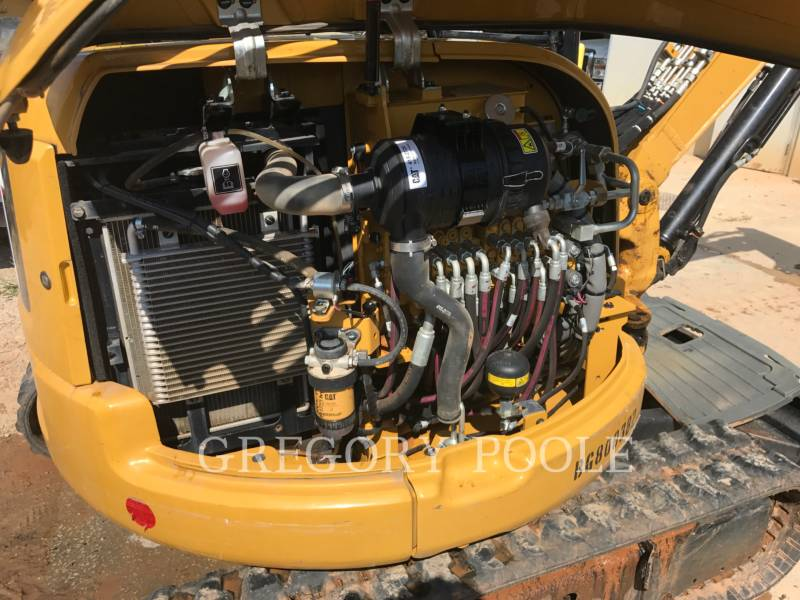 CATERPILLAR KOPARKI GĄSIENICOWE 303.5E2 CR equipment  photo 11