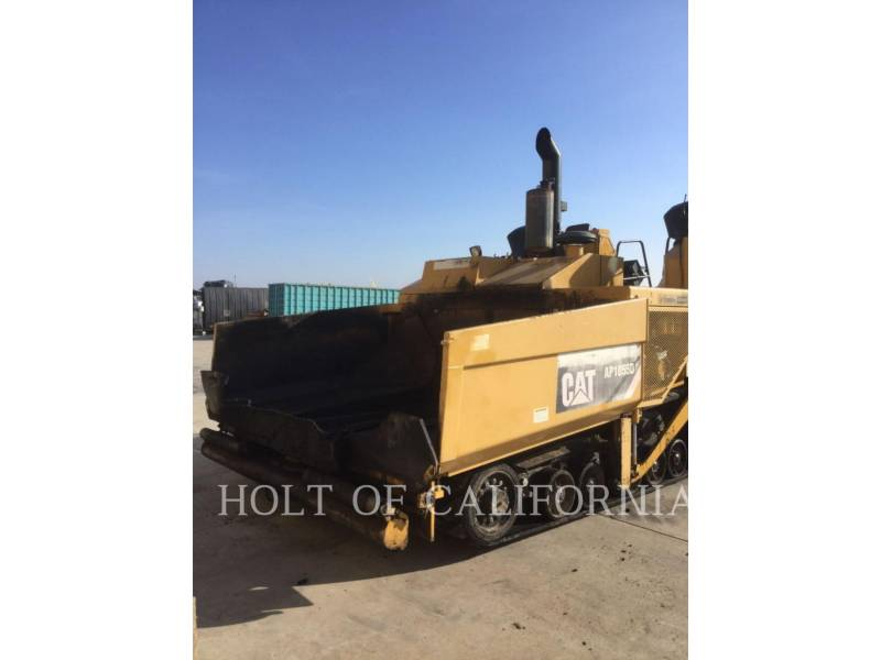 CATERPILLAR FINISSEURS AP1055D equipment  photo 1