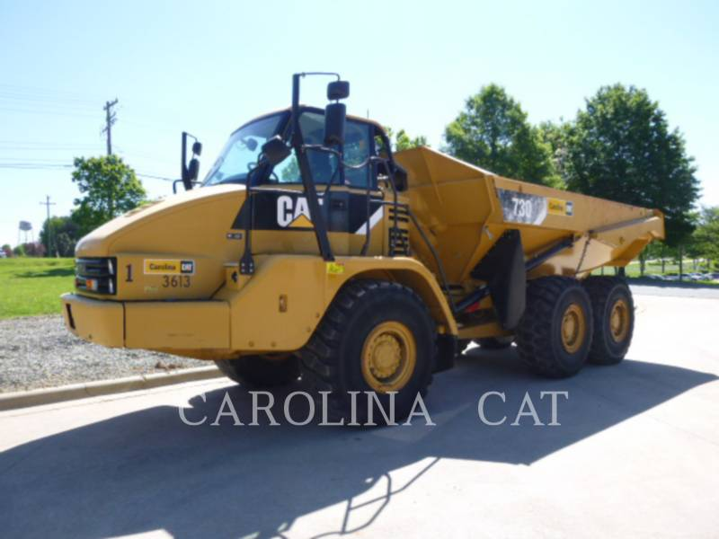 CATERPILLAR TOMBEREAUX ARTICULÉS 730 TG equipment  photo 3