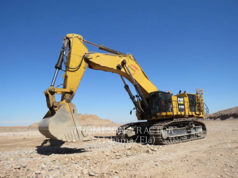 CATERPILLAR 大規模鉱業用製品 6015B equipment  photo 1