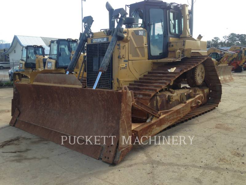 CATERPILLAR TRACK TYPE TRACTORS D6T LGP equipment  photo 1