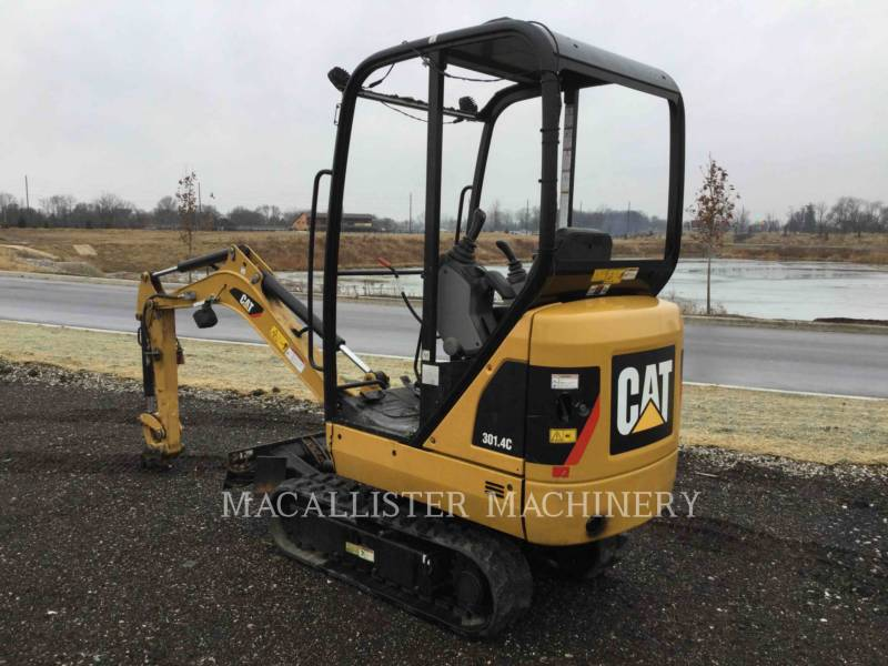 CATERPILLAR KOPARKI GĄSIENICOWE 301.4C equipment  photo 3