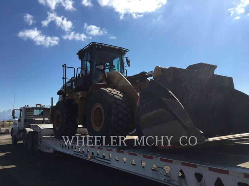 CATERPILLAR PALE GOMMATE/PALE GOMMATE MULTIUSO 950M QCF equipment  photo 5