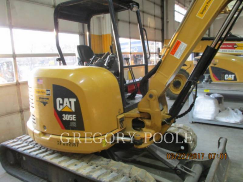 CATERPILLAR EXCAVADORAS DE CADENAS 305E CR equipment  photo 2