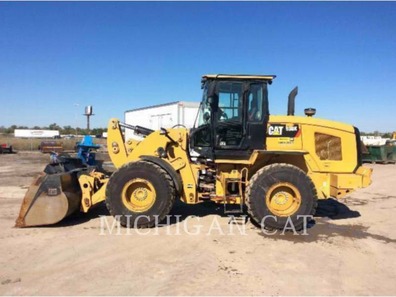 CATERPILLAR CARGADORES DE RUEDAS 930K RQ equipment  photo 22