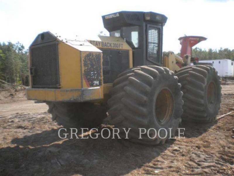 CATERPILLAR FORESTRY - FELLER BUNCHERS - WHEEL 573 equipment  photo 15