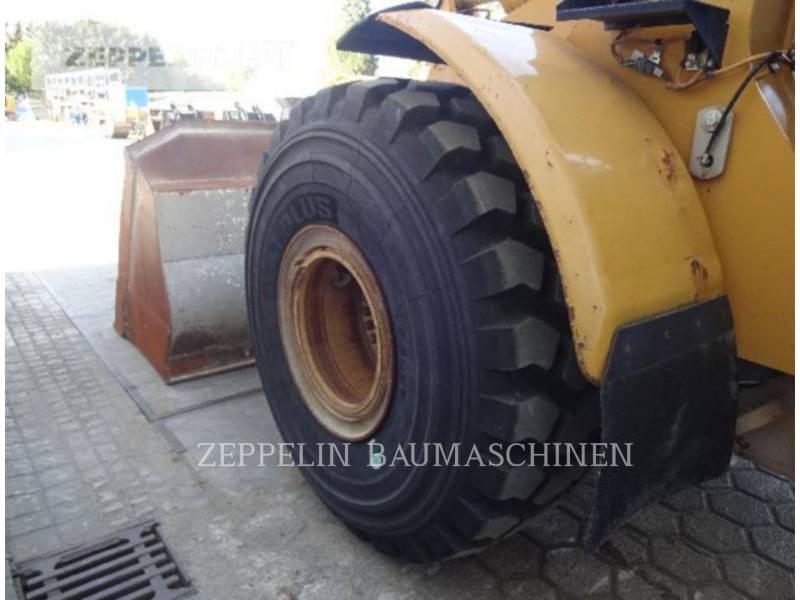 CATERPILLAR WIELLADERS/GEÏNTEGREERDE GEREEDSCHAPSDRAGERS 966H equipment  photo 12