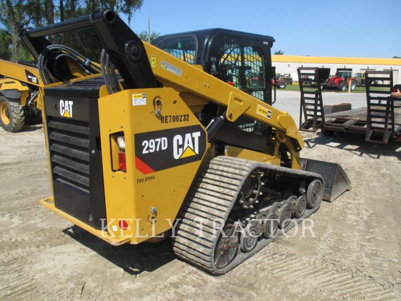 CATERPILLAR CHARGEURS TOUT TERRAIN 297D equipment  photo 3
