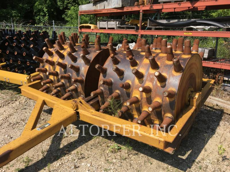MOBILE TRACK SOLUTIONS COMPACTADORES REMOLCADOS 48X48 equipment  photo 3