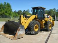 CATERPILLAR WHEEL LOADERS/INTEGRATED TOOLCARRIERS 962MQC equipment  photo 1