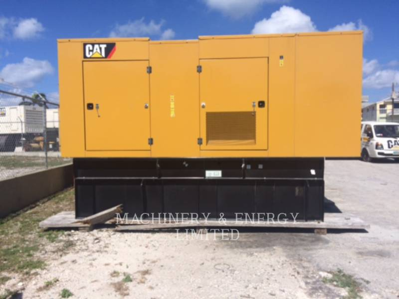 CATERPILLAR STATIONÄRE STROMAGGREGATE C18 equipment  photo 1