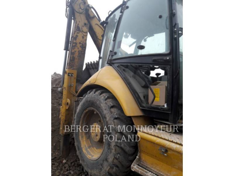 CATERPILLAR バックホーローダ 428E equipment  photo 12