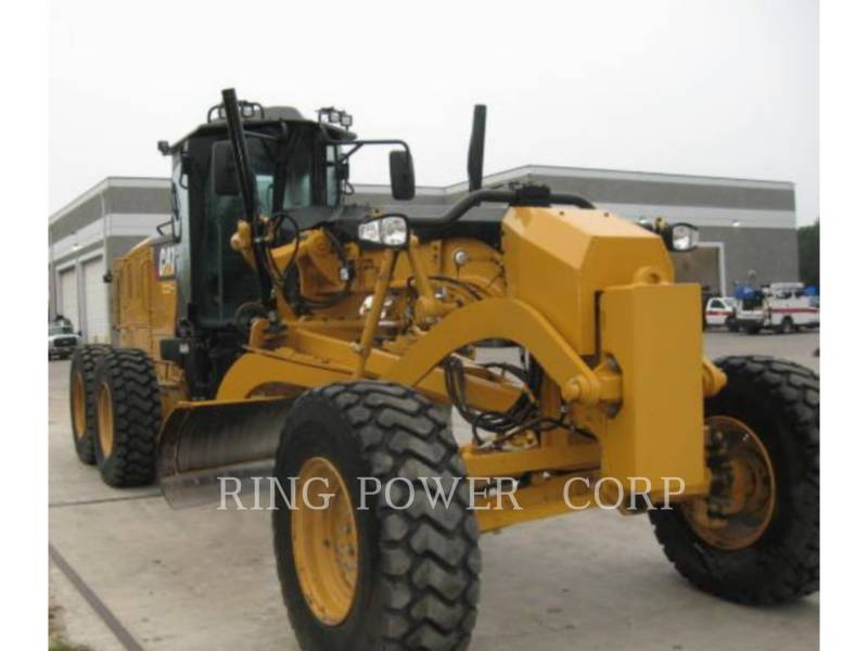 CATERPILLAR MOTORGRADER 12M3 CS equipment  photo 2