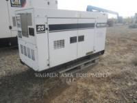 Equipment photo MULTIQUIP DCA25SSIU2 STATIONARY GENERATOR SETS 1