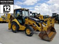 Equipment photo CATERPILLAR 428E CHARGEUSES-PELLETEUSES 1