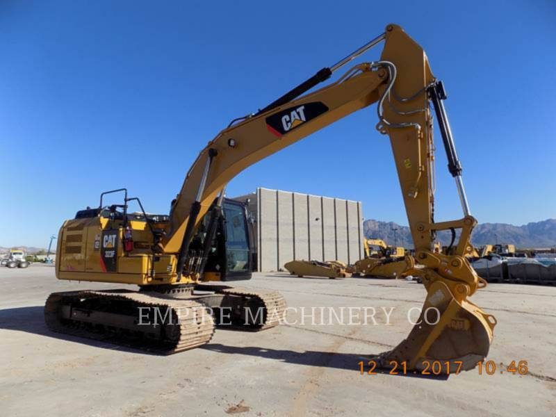 CATERPILLAR トラック油圧ショベル 323FL    P equipment  photo 1