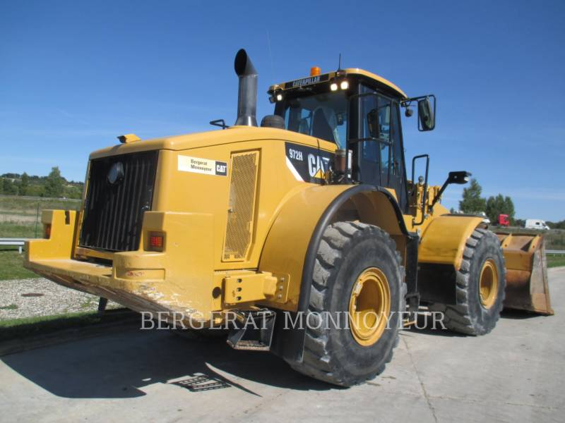 CATERPILLAR CARGADORES DE RUEDAS 972H equipment  photo 5