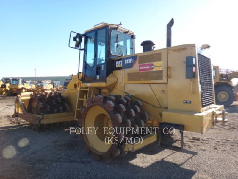 CATERPILLAR COMPATTATORI 815FII equipment  photo 4