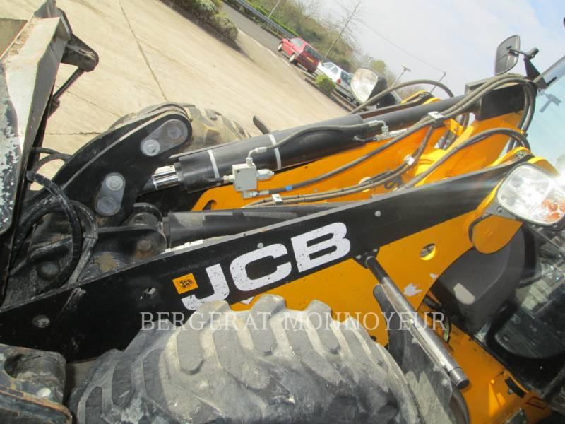 JCB RADLADER/INDUSTRIE-RADLADER 407BT4 equipment  photo 12