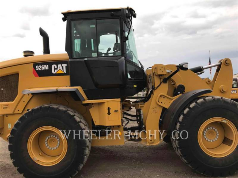 CATERPILLAR CARGADORES DE RUEDAS 926M QC equipment  photo 3